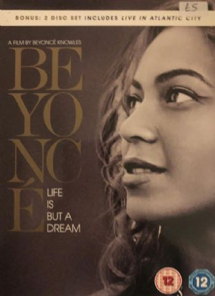 Beyonce - Life Is But A Dream (DVD)